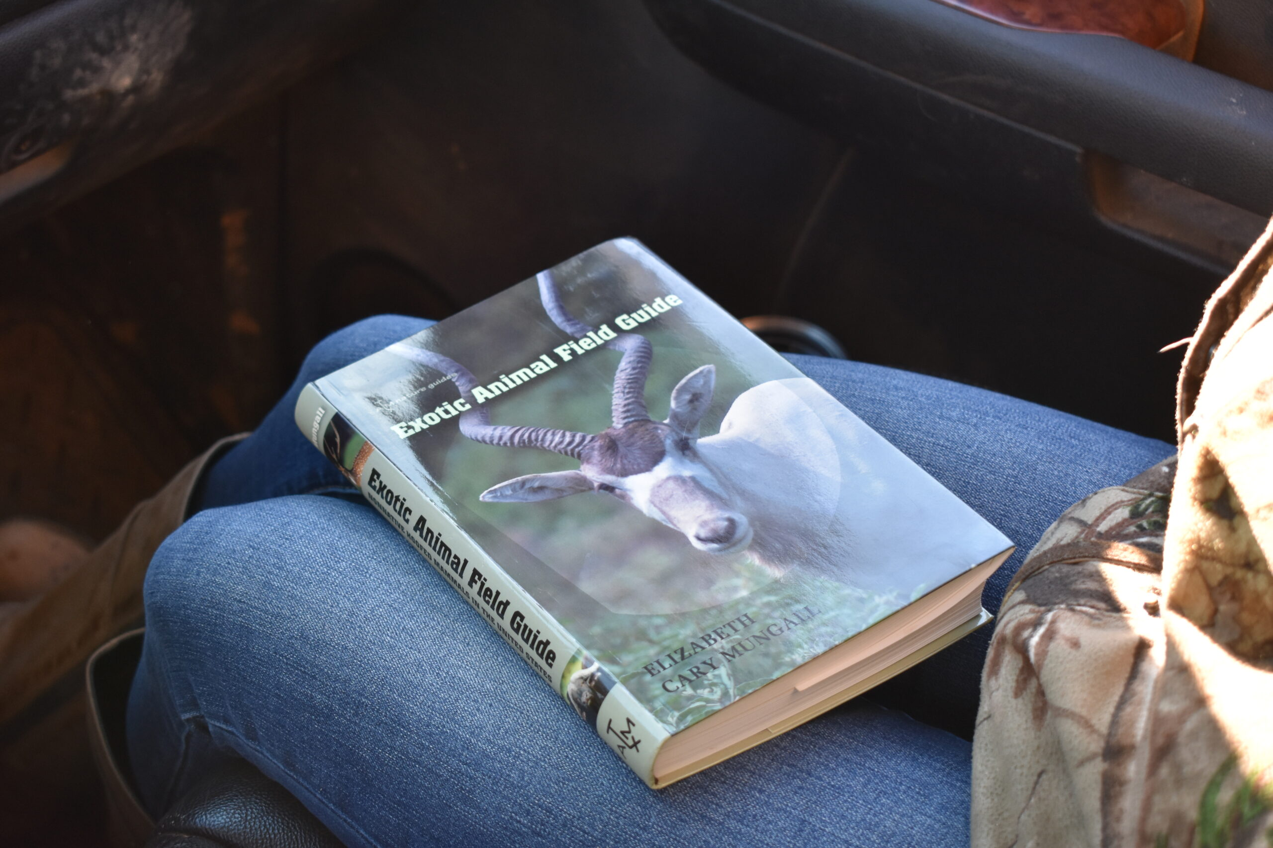 The Exotic Animal Field Guide: Your Go-To Source for All Things Exotic